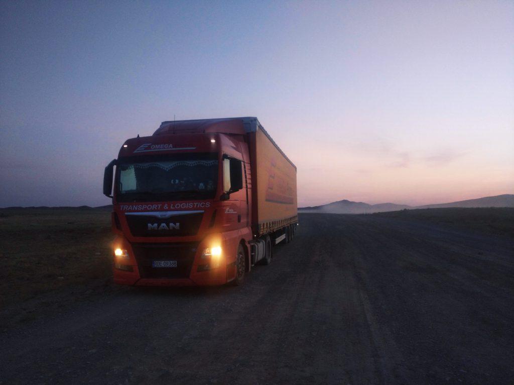 transport z chin